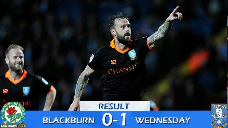 Blackburn Rovers 0 - 1 Sheffield Wednesday