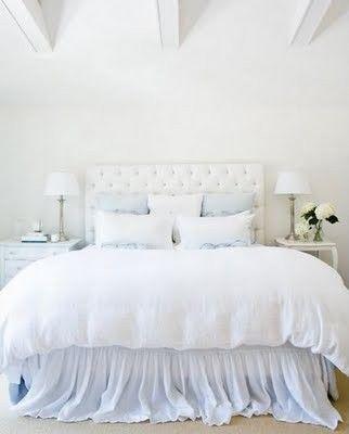 perfect beachy bedroom