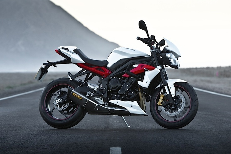 2103 Triumph Street Triple R | Ash On Bikes