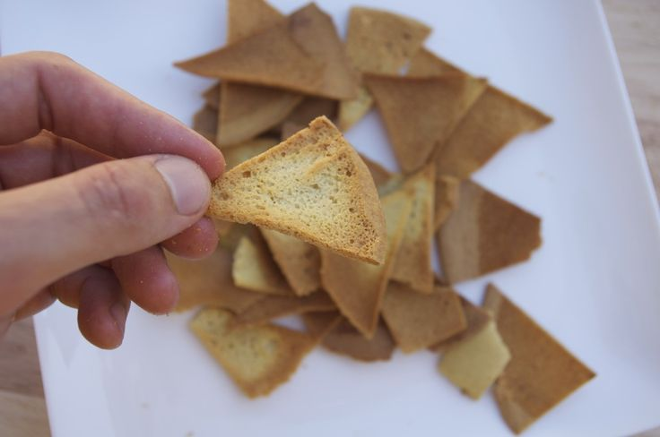 Gluten Free Pita Chips, can't wait to try this recipe, also good for straight up pita bread!