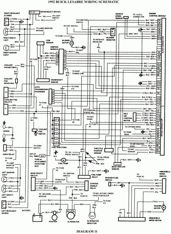 12 2004 Buick Lesabre Electric Seat Wiring Diagram Wiring