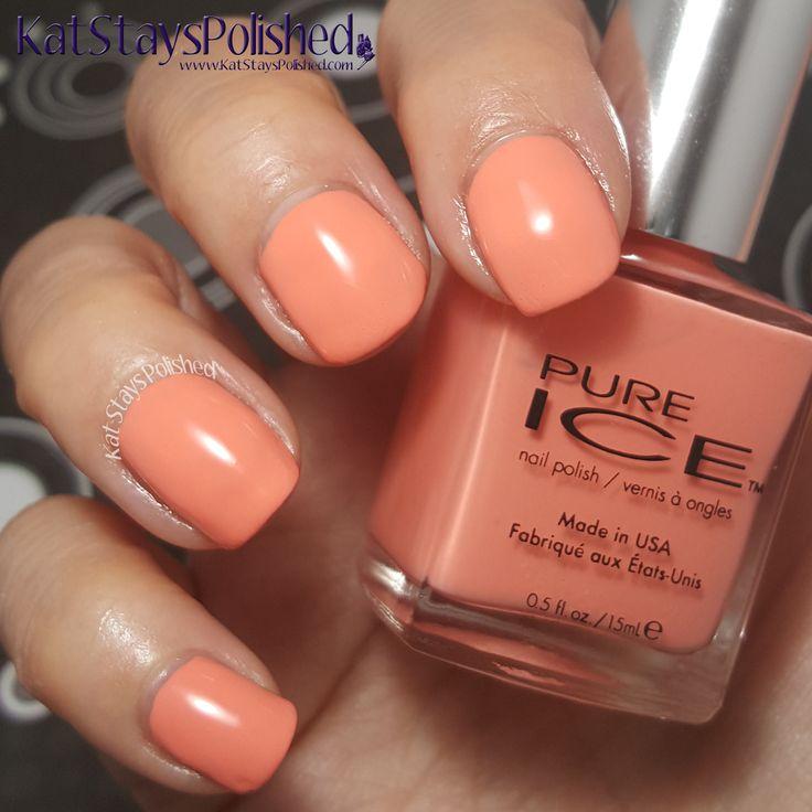 "Pure Ice ""Happy Hour"" Peachy Creamsicle"