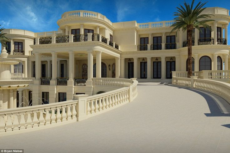 Expensive:Located in Hillsboro Beach, Florida, Le Palais Royal is now being sold for a wh...