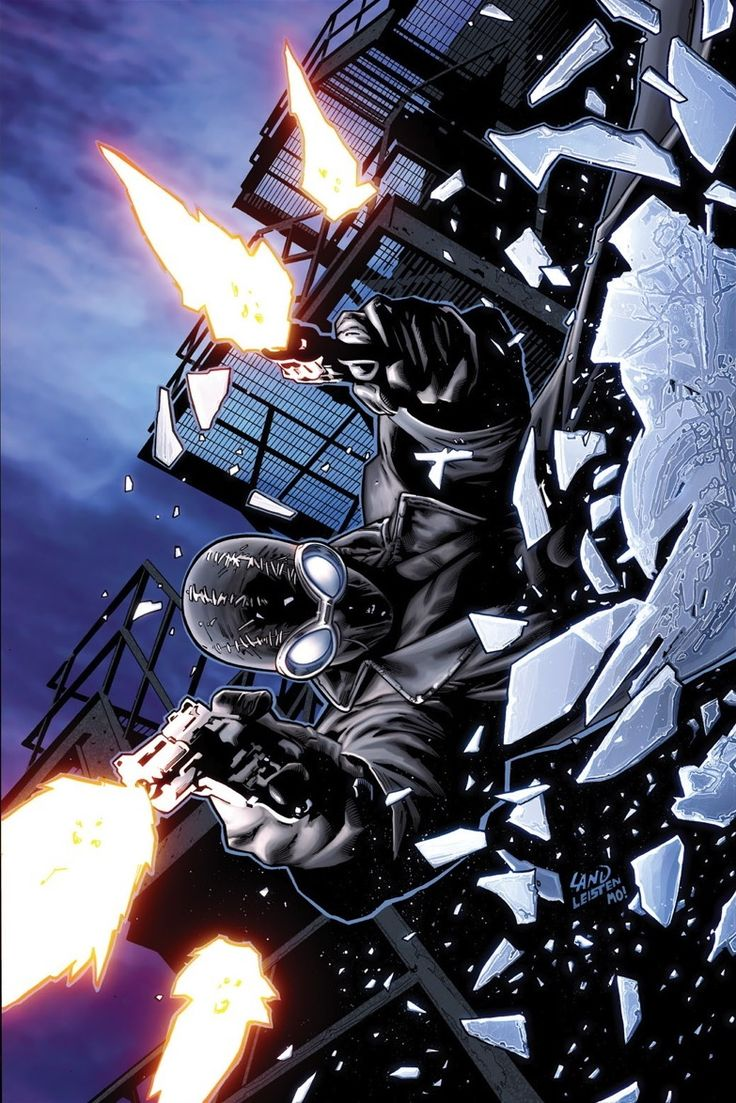 Peter PARKER (SPIDER-MAN NOIR) | Earth 90214 | SPIDER-MAN NOIR#1 (2009) | One DAY One HERO