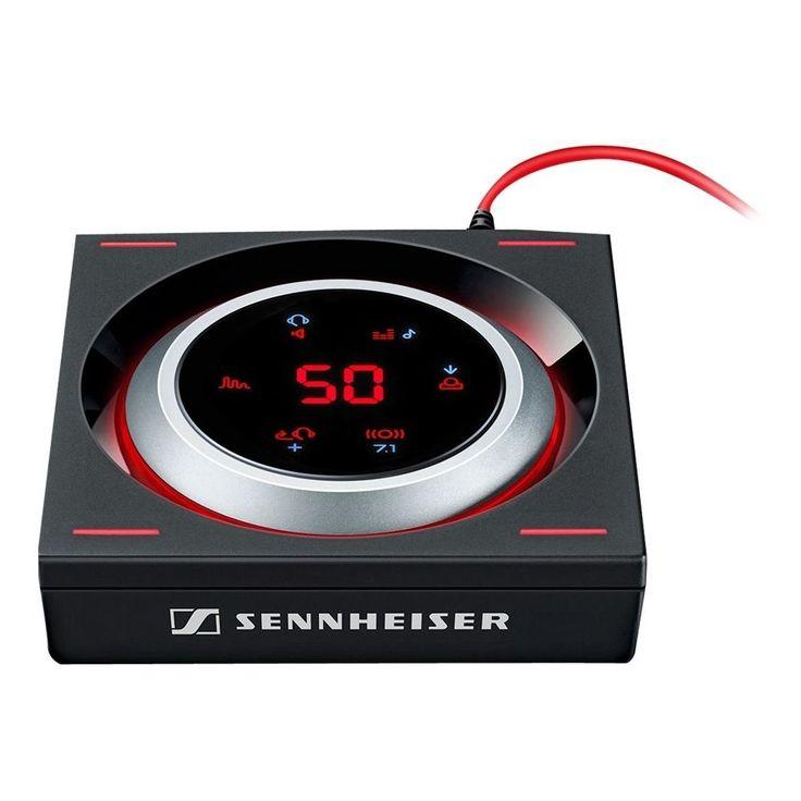 Sennheiser - Headphone Amplifier - Black