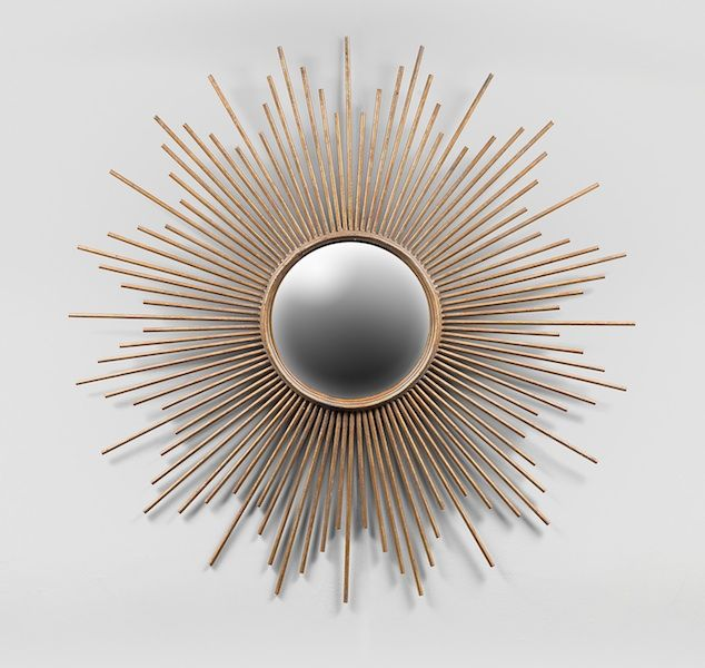 DIY Miroir Soleil «Spécial Salon du mobilie …