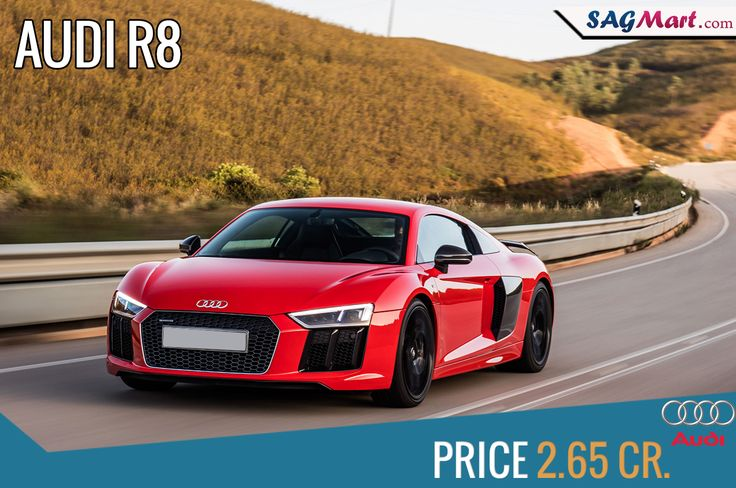 Audi R8  Price in India - ₹ 2.65Cr. Onwards .Check Audi R8 on road price, reviews, variants & photos. Read about specs, features, colours:-  #upcoming audi cars in india #audir8