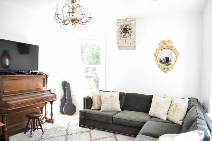 Whether styled mid-century, boho, or full of antiques, we've discovered that the homes of musicians tend to have one very important thing in…
