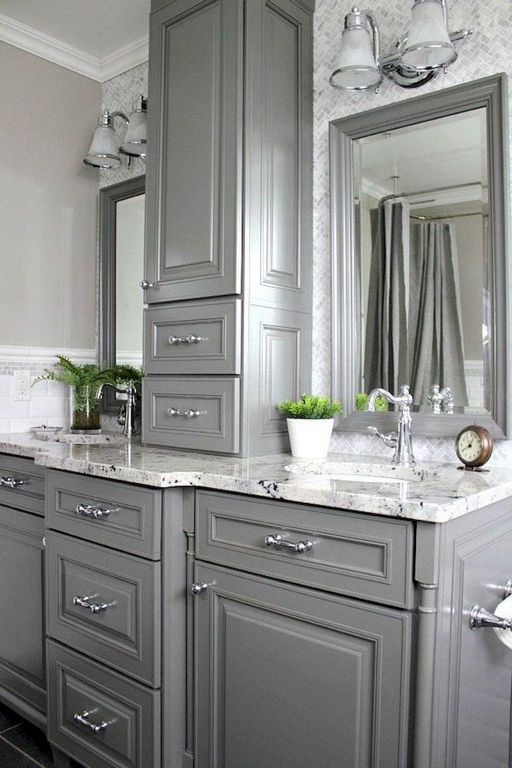 50 smart bathroom cabinet storage organization ideas
