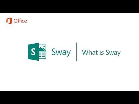 Edu-Curator: Microsoft Sway: Gratis online verhalen presenteren en flitsende presentaties maken