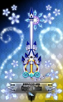 Keyblade Crystal Works by Marduk-Kurios