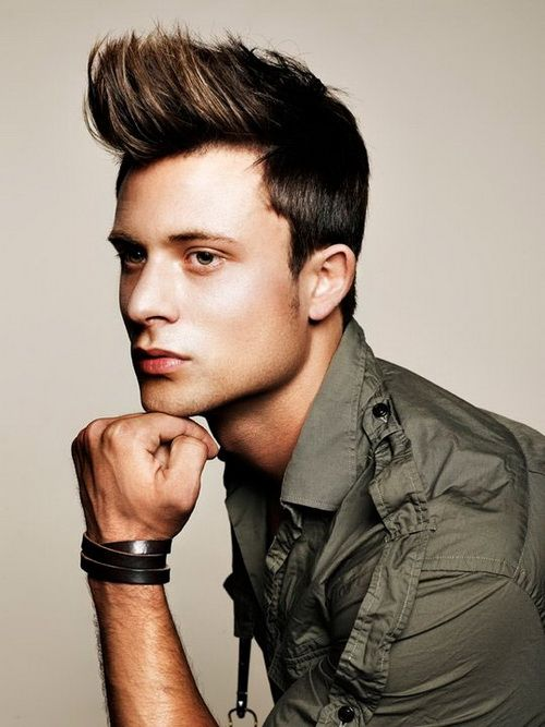 new men hairstyles trends 2013