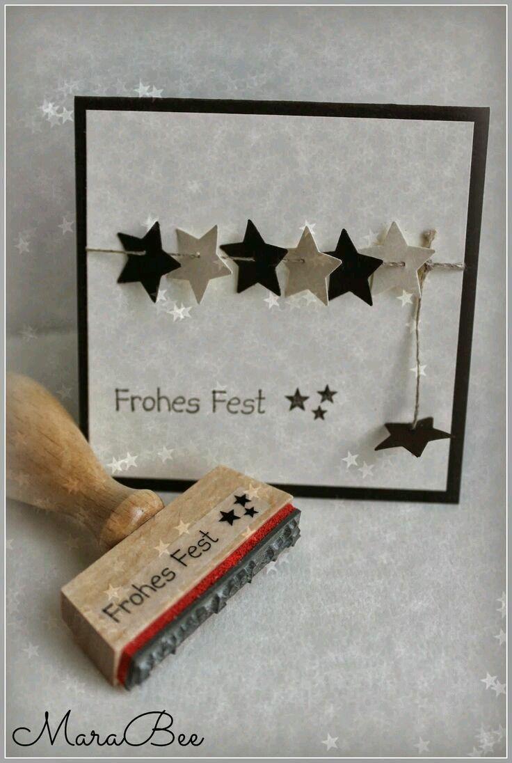 Acompaña tus regalos navideños con tarjetas navideñas que puedes hacer fácilmente con sobrantes de papel, cartulina o foamy. Como base pued...