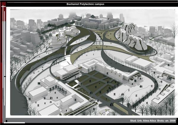 http://www.buildyful.com/Universitar-Bucharest-Polytechnic-campus-12.html