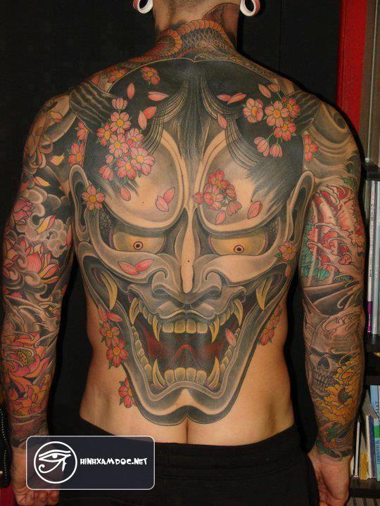 best 25 oni tattoo ideas on pinterest samurai mask tattoo samurai tattoo and japanese oni. Black Bedroom Furniture Sets. Home Design Ideas