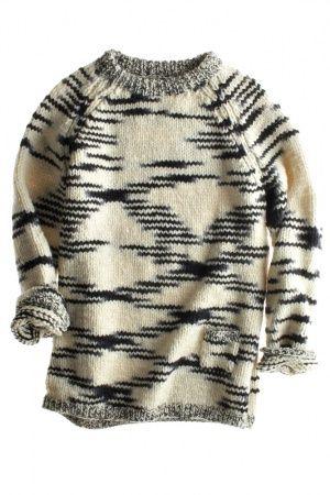 Zébré et lainé