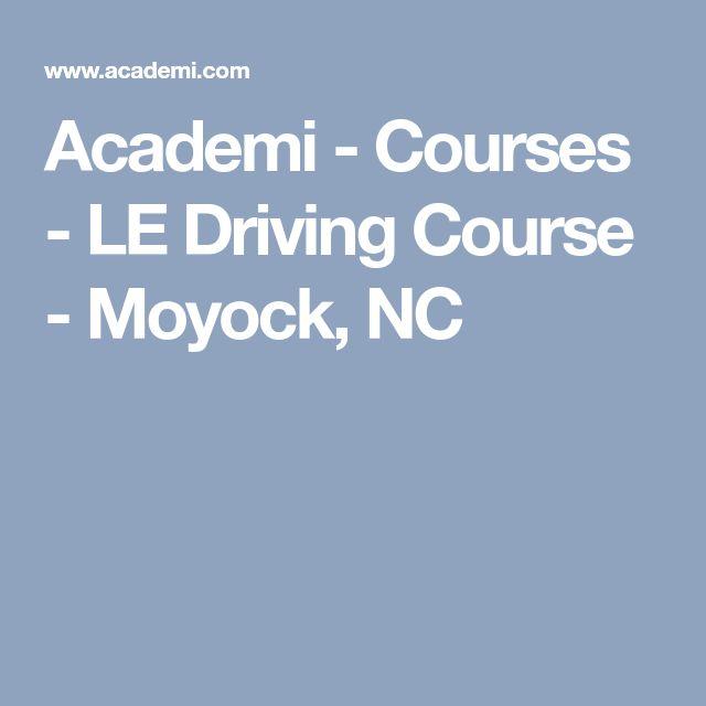 Academi - Courses - LE Driving Course - Moyock, NC