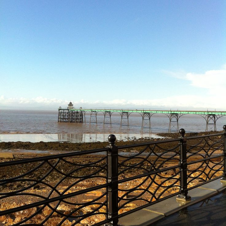 Clevedon pier in North Somerset has to be one of the most romantic piers I've ever been to.  Whilst it might not be the biggest or longest pier in the UK, It certainly exudes a quaint charm and beauty that seems timeless.