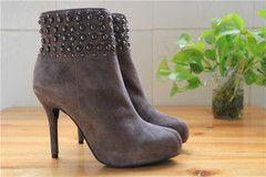 Экспорт оригинальный сингл ультратонких европейские и американские ботинки с зарубежными покупательная бренд обуви специального бай
