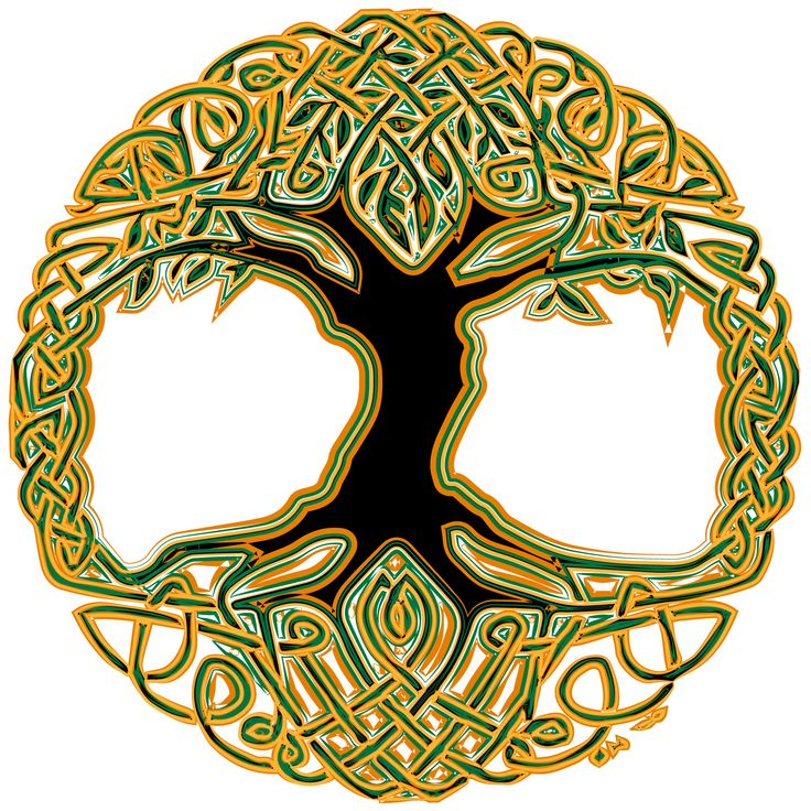 Tree of Life-Traditional celtic