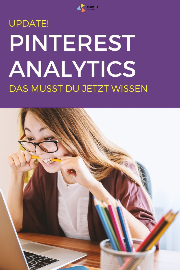 Pinterest Analytics Das Ist Neu Online Marketing Marketing Strategie Pinterest
