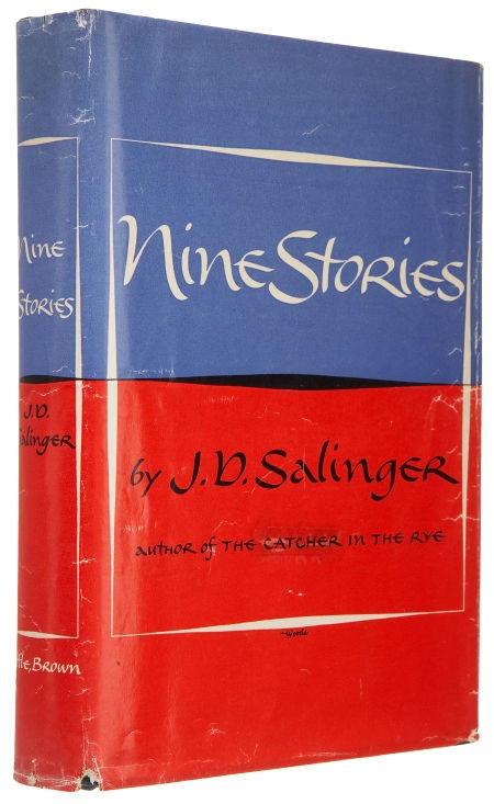 """Nine Stories"", de J. D. Salinger."