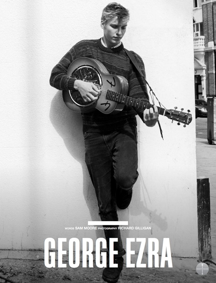 Read Sam Moore's full story on the incredible British singer-songwriter George Ezra in SOUNDS, issue #15 as part of our '10 Acts of 2014' feature this month.    On iPhone: https://itunes.apple.com/us/app/sounds-magazine-for-iphone/id509153123?mt=8  On iPad: https://itunes.apple.com/us/app/project-sounds-for-ipad/id509151611?mt=8