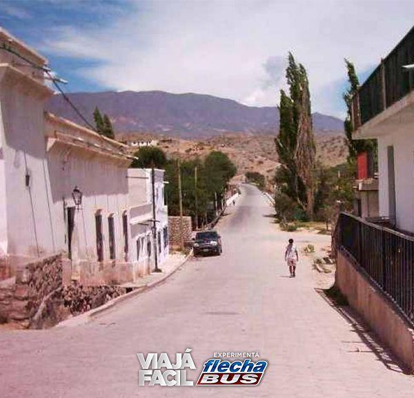 6- Cachi en la Provincia de Salta.