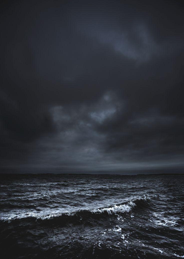 Ich verblasse – in die dunkle Kälte …