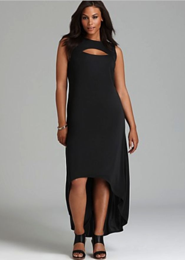 plus size dress high end