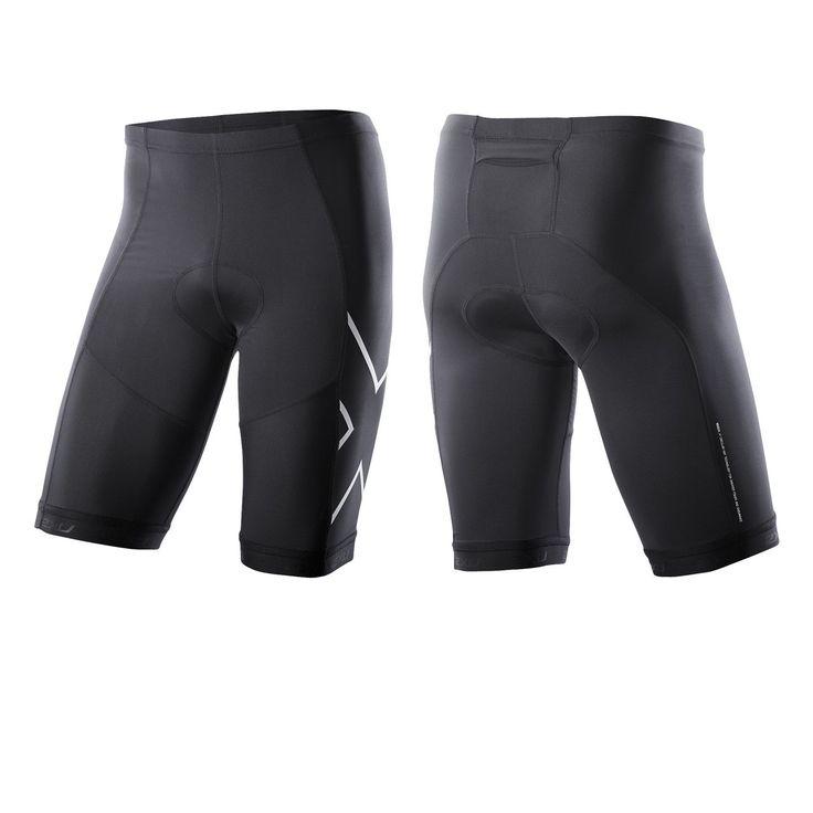 My Triathlon - 2XU Men's Compression Tri Shorts, �69.95 (http://mytriathlon.co.uk/2xu-mens-compression-tri-shorts/)