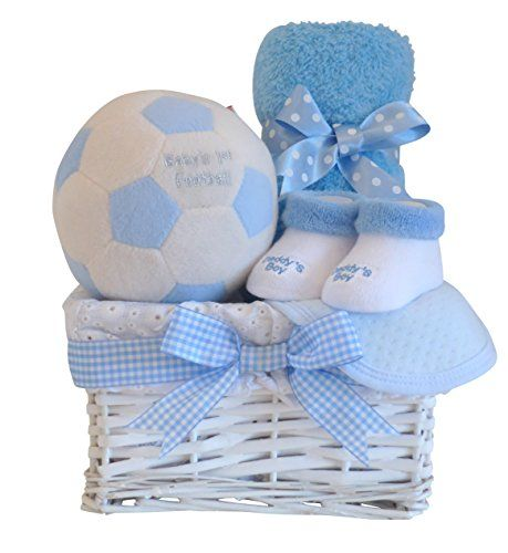Babys First Football Gift Hamper / Blue Gift Basket / Bab... https://www.amazon.co.uk/dp/B01BKYQ7PQ/ref=cm_sw_r_pi_dp_EL9DxbGMZAM7V