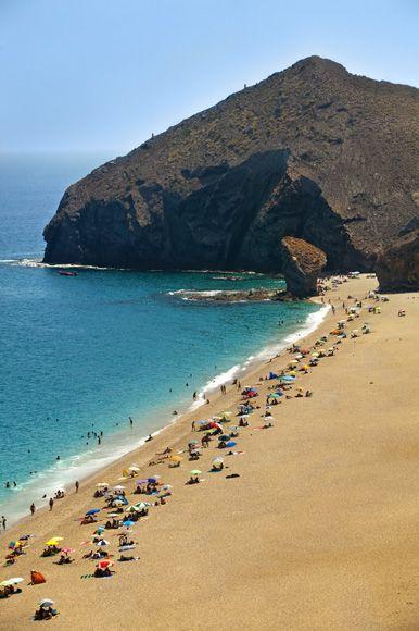 Playa de los Muertos. Almeria. Spain