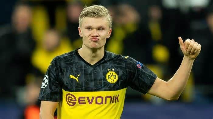 Transfer Rumors Manchester United Real Madrid Will Enter Erling Haaland Sweepstakes If He Leaves Dortmund Get The Latest Di 2020 Dortmund Borussia Dortmund Rivaldo