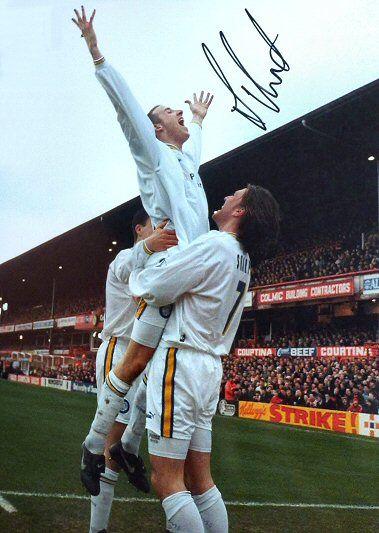 Leeds autographs memorabilia