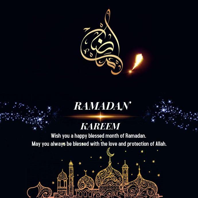 Customize 580 Ramadan Poster Templates Postermywall Ramadan Poster Ramadan Quotes Ramadan