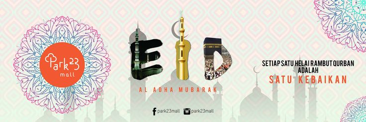 Greeting Card_Idul Adha_Park23mall