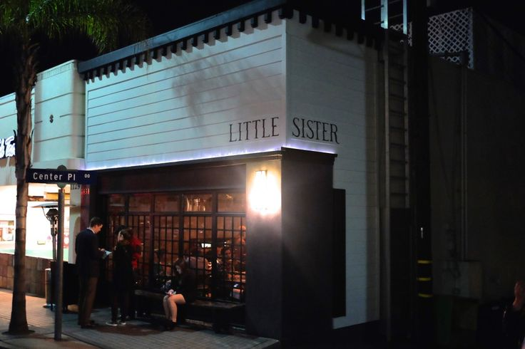 Little Sister | Manhattan Beach. Asian fusion