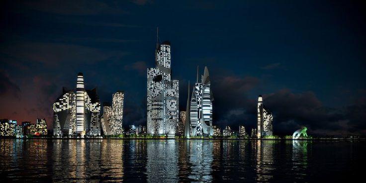 Już niedługo może okazać się, że Dubaj ze swoim osławionym Burdż Chalifa zostanie zdeklasowany w wielkim stylu. W Azerbejdżanie powstaje Khazar Islands – Wenecja Kaukazu, Nowy Dubaj. http://republikapodrozy.pl/khazar-islands-wenecja-kaukazu-nowy-dubaj/