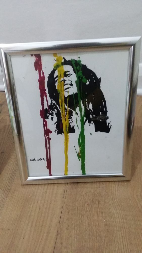 Bob Marley - Everything is gonna be alright £15.00