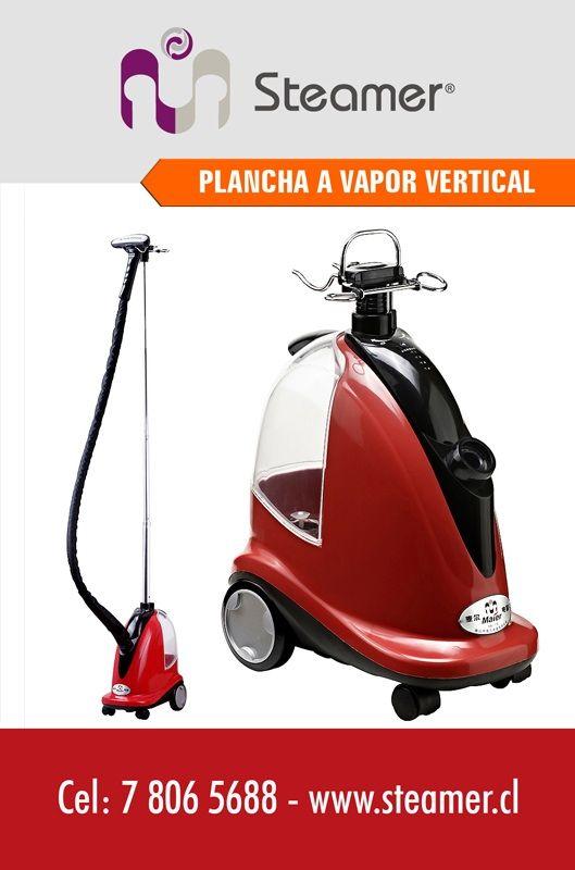 Plancha a vapor vertical steamer