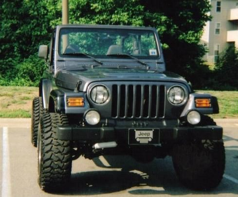 2003 lifted jeep wrangler - Bing Images