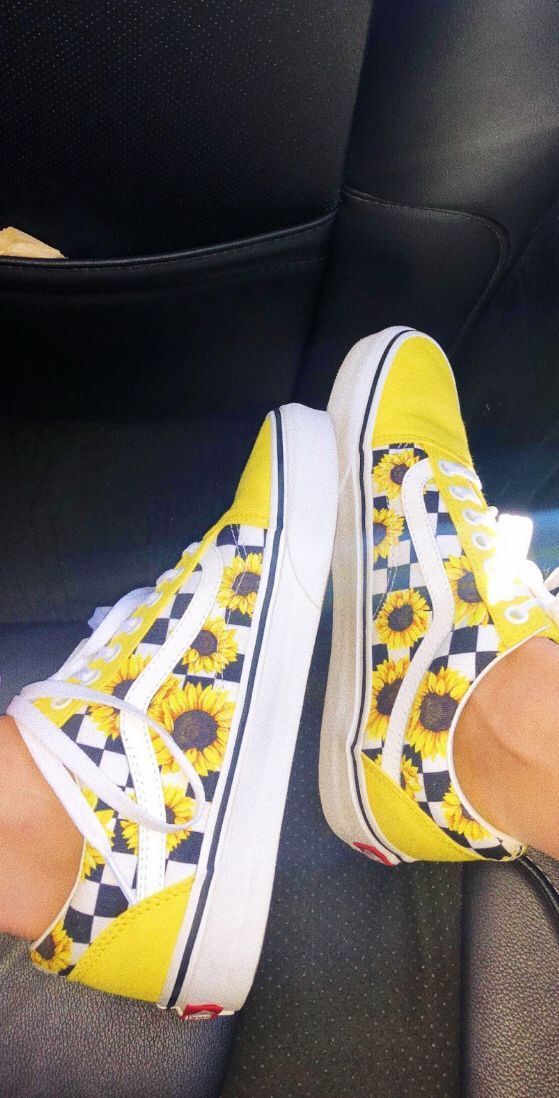 9e7a4034bbd4b1 彡always trade lemons for oranges☆彡  xoxojamm Vans Shoes Outfit