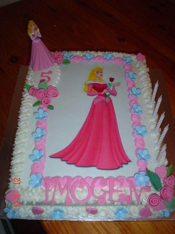11 best Sleeping beauty cake ideas images on Pinterest