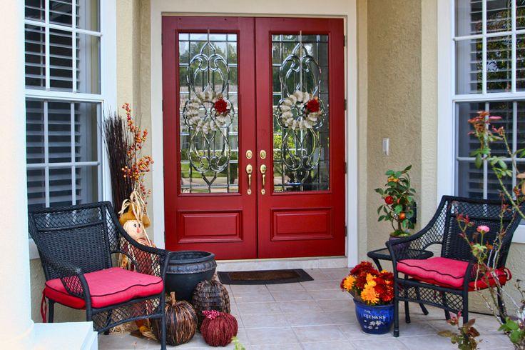 front door decorations for fall | Front Door