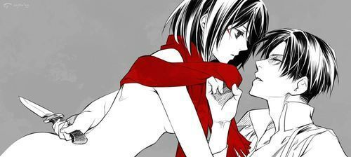 Levi x Mikasa | Anime Amino