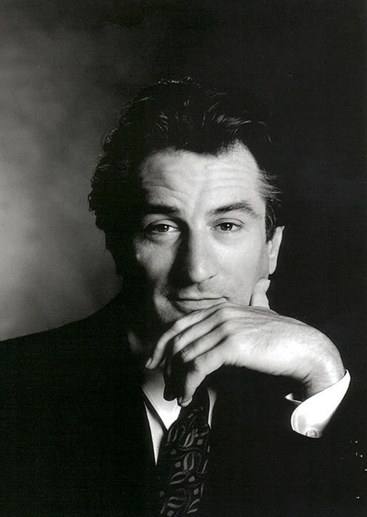 Robert de Niro. One of THE best actors of my lifetime