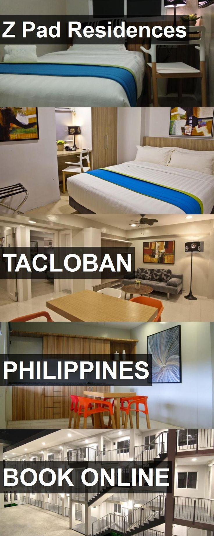 Hotel Z Pad Residences in Tacloban, Philippines. For more information, photos, reviews and best prices please follow the link. #Philippines #Tacloban #hotel #travel #vacation