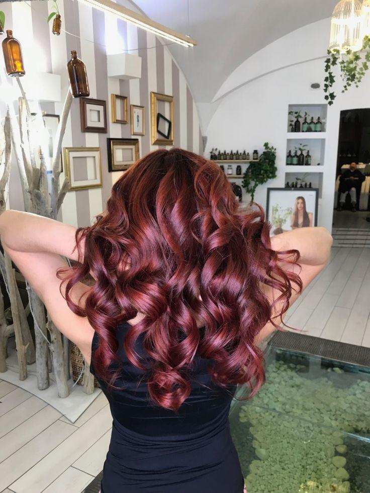 Tinta per capelli rossi naturale e bio con Agricolor (con ...