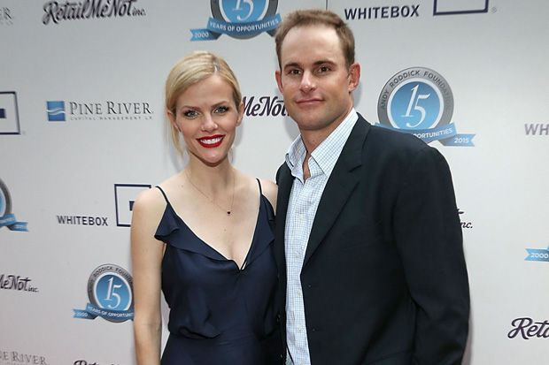 Brooklyn Decker and Andy Roddick's Baby's Name Revealed